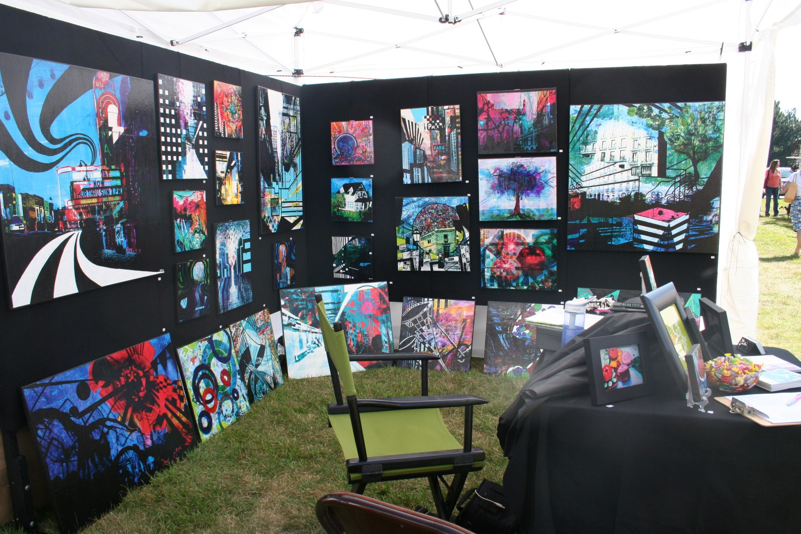 Normal Community High School Arts And Craft Show
